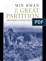 Partition Pakistan India