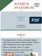 Refrat Ikterus Neonatorum CindO