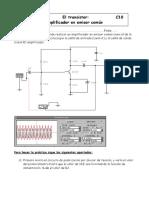 Practica 26 a Mpli Transistor