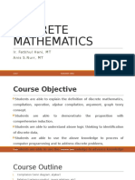 1 Introduction of Discrete Mathematics