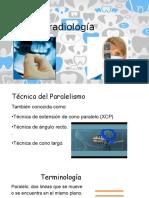 Presentación radiología