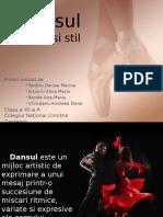 Dansul. Istorie Si Stil