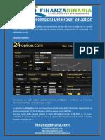 Opinioni E Recensioni Del Broker 24Option