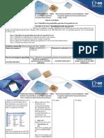 Guía de Actividades y Rúbrica de Evaluación - Paso 1 Identificar Las Propiedades Generales de La Gestión de Red (1)