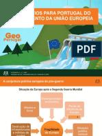 Os Desafios Para Portugal Do Alargamento Da União Europeia
