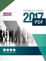Anuario VEGACOOP 2017