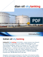 Indian Oil Sky Tanking