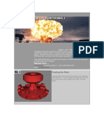Creating an Nuclear Explosion Effect in 3ds MAX