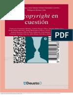 El Copyright en Cuesti n Di Logos Sobre Propiedad Intelectual