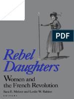 Sara E. Melzer, Leslie W. Rabine, Rebel Daughters