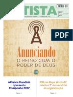 O Jornal Batista 01 - 01.01.2017
