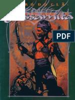 Vampiro a Máscara - Livro de Clã - Assamita - Biblioteca Élfica