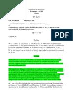 9. Tolentino vs. COMELEC GR 148344