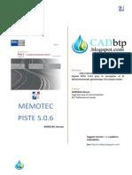 Memotec PISTE