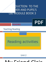 Teaching Reading Book 3