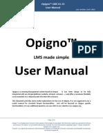 140721 Opigno User-Manual