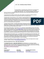 Data Days Press Release
