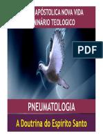 Pneumatologia o Espírito Santo Dons Espirituais