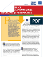 Policy Brief9 Privatizare