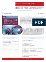 J-1029 Research Methods