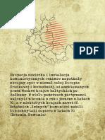 Kuczyński - Antykomunistyczne Podziemie Zbrojne w Europie Wschodniej