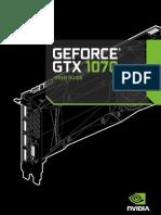 GTX 1070 Manual