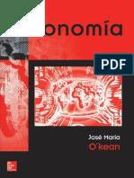 Economía O´Kean, J. (2013) (1ª. ed.) España