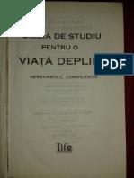 Biblia de studiu pentru o viata deplina