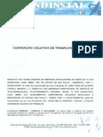 Convenção Coletiva - 2015