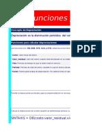 Sesión2- Excel Financiero