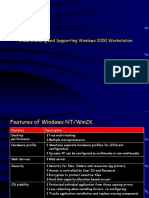 Chpt13a Understanding and Supporting Windows 2000 Workstatio
