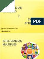 inteligenciasmltiplesyestilosdeaprendizaje-091103075230-phpapp02