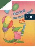 Bois.henri Ecrire.au.Quotidien.ce.1987