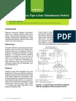 LEADING ARTICLE Diabetes Mellitus Tipe 2 Dan Tata Laksana Terkini