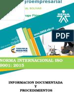 Expo Documentos Iso 9001-2015