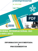 Expo Documentos Iso 14001-2015