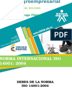 Expo Debes Iso 14001-2004