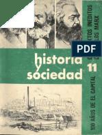 Historia y Sociedad 11