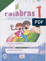 EDUCACION PRIMARIA MAGIPALABRAS