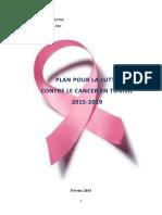 Plan Pour La Lutte Contre Le Cancer 2015-2019 Tunisie