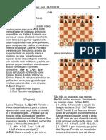 Armadilha #001 - Defesa Russa Ou Defesa Petrov