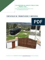 Portafolio de Servicios Asoroble II Etapa