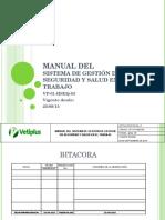 VP-01-Hseq-03 Manual de Sg Sst