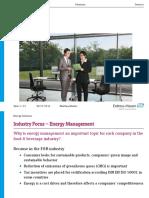 Energy Solutions Presentation