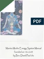 _Mantra Mudra Energy Manual