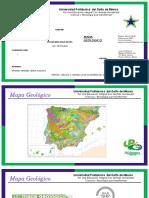 Mapa Geologico,Expo