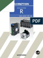 AC Servo Drive 200V RR1A Multi Axis