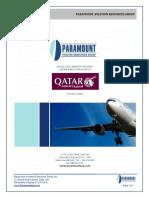 Qatar Airways Study Guide 10-25-11