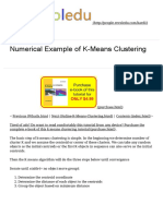 K-Means Clustering_ Numerical Example