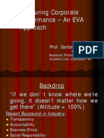 Measurement of Corporate Performance - An EVA Approach